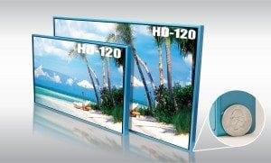 New HD-120 Full Line Of LED Large Monitors