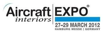 AIRCRAFT INTERIORS HAMBURG 2012
