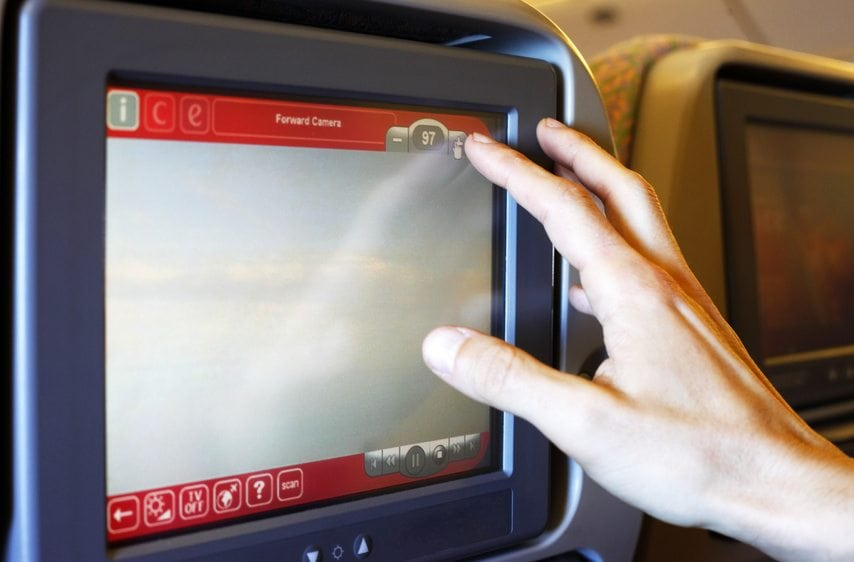 What To Remember When Designing In Flight Entertainment Systems