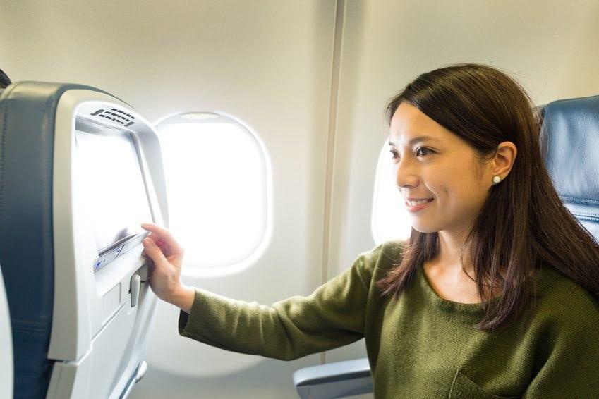 Jet Airways Presents Wireless In-Flight Streaming
