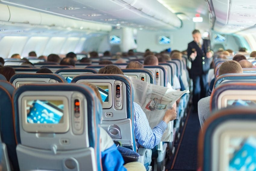4 Helpful Tips For Nervous First-Time Flyers