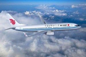 Air China Contract Award