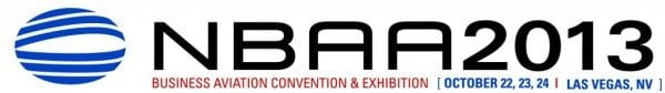 COME VISIT US IN LAS VEGAS AT THE NBAA SHOW OCT 22,23 And 24