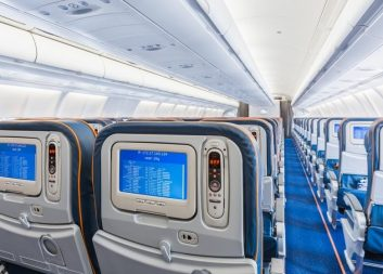 How Does In Flight Entertainment Work
