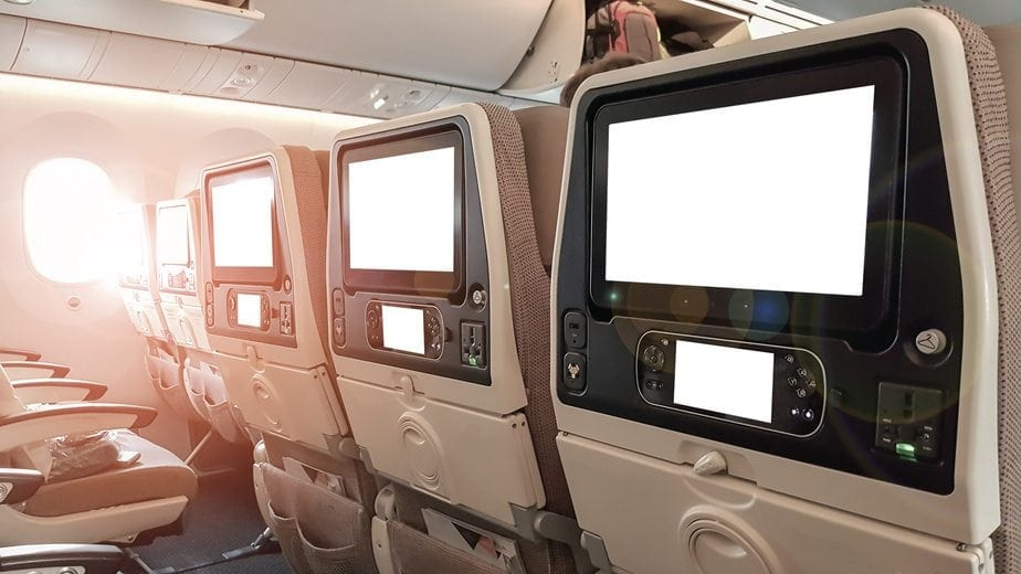 How Airlines Can Profit From In Flight Entertainment Technology